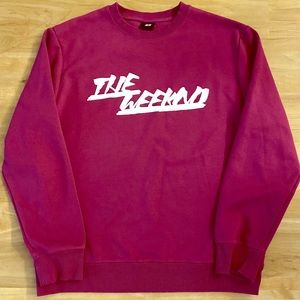 H&M x The Weeknd Collection Crew Neck Sweater